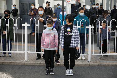 China rinde homenaje a las víctimas de la pandemia de Covid-19