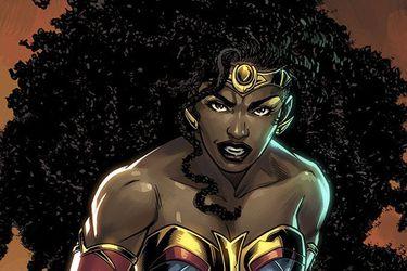 Vean un vistazo al rescate que harán de la Wonder Woman negra en DC Comics