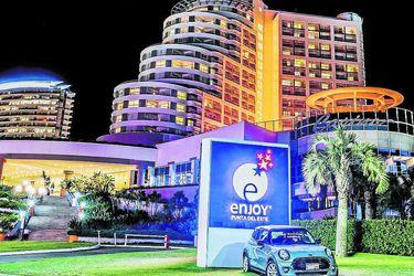 Acciones de Enjoy reaccionan con fuerte alza tras amplio respaldo de acreedores a plan de reorganización