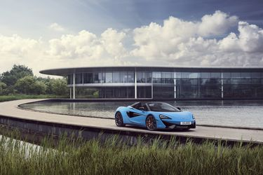 McLaren vende su fábrica de Woking por US$ 236 millones