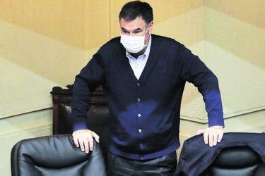 La acusación contra el senador Ossandón por tráfico de influencias
