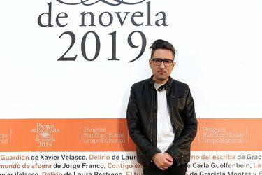 """Patricio Pron, Premio Alfaguara: """"Procuro escribir libros que sean contemporáneos"""""""