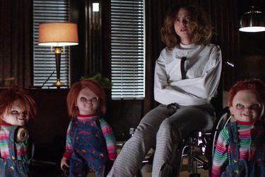 Fiona Dourif volverá como Nica Pierce en la nueva serie de Chucky