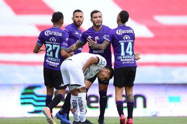 El Mazatlán de los chilenos suma su primer punto en la Liga MX