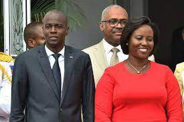 La viuda del asesinado presidente de Haití apunta a la guardia de seguridad en entrevista con The New York Times