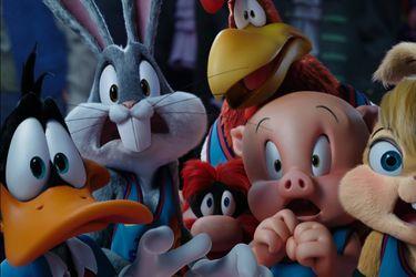 Los Looney Tunes enfrentan un difícil partido en el nuevo tráiler de Space Jam: A New Legacy