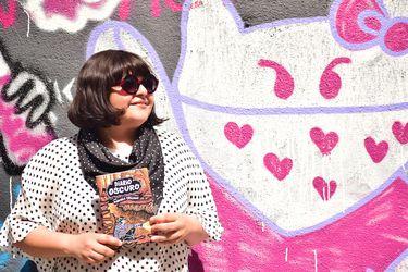 """Marcela Trujillo: """"El dibujo te ayuda a desarticular traumas"""""""