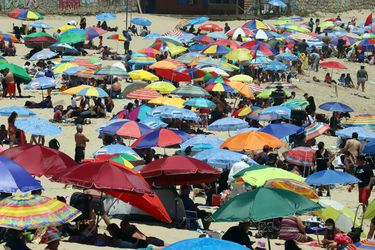 580.000 permisos de vacaciones se solicitaron hasta la primera quincena de enero: Coquimbo, El Tabo y Algarrobo con los principales destinos
