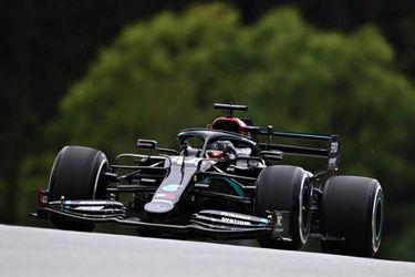 Mercedes domina las prácticas libres de Austria en el regreso de la Fórmula Uno