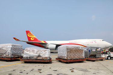 Venezuela recibe primer cargamento de ayuda humanitaria desde China
