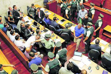 Dictan las primeras condenas por el megafraude en Carabineros