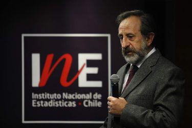 Director del INE entrega resultados de la VIII Encuesta de Presupuestos Familiares