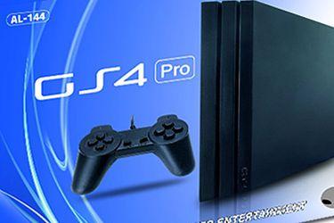 GameStation 4: La copia colombiana de la PS4 con juegos retro