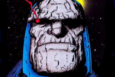 Los diferentes rostros de Darkseid a lo largo de la historia