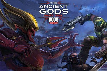 No te pierdas el tráiler de lanzamiento de DOOM Eternal: The Ancient Gods