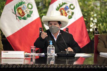 Pedro Castillo, un presidente sin respaldo de su propio partido