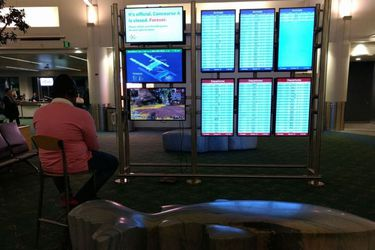 PS4 aeropuerto