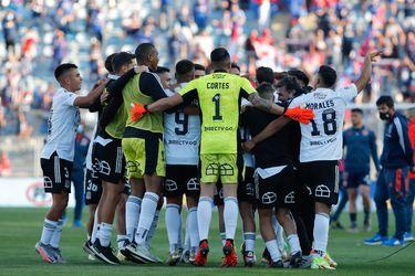 Ninguno de los colocolinos que jugaron en Rancagua conoce la derrota ante la U