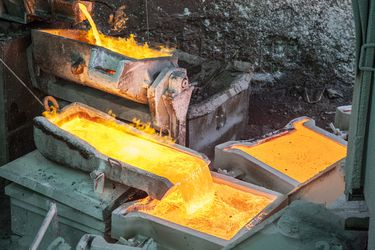 El caos del cobre es lo último en una rica historia de  salvajes movimientos de los metales
