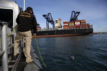 Narcotráfico y puertos