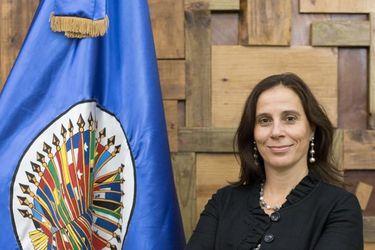 """Antonia Urrejola, presidenta de la CIDH: """"Hemos observado medidas autoritarias y desproporcionadas en la región bajo la excusa del Covid-19"""""""