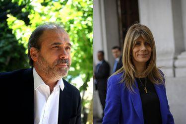 ¿Ximena Rincón o Alberto Undurraga?: Precandidatos presidenciales se enfrentan en las primarias de la DC