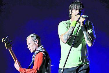 Red Hot Chili Peppers y Mon Laferte fueron lo más visto de la transmisión