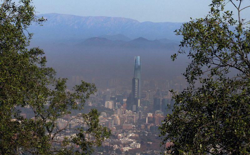 Emergencia ambiental en Santiago