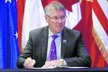 david parker ministro comercio nueva zelandia