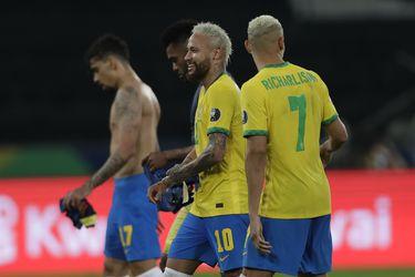 Era un resultado histórico para Rueda: Colombia no pudo mantener su ventaja y cayó ante Brasil en los últimos minutos