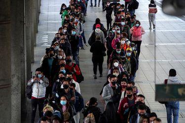 Colombia supera los 2,6 millones de casos de coronavirus tras sumar casi 17.000 contagios