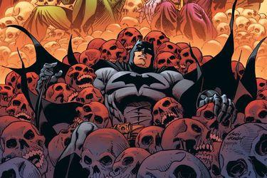Un adelanto del primer cómic de Batman dibujado por un chileno