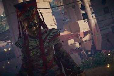 Liberan trailer de lanzamiento de Assassin's Creed Origins: La Maldición de los Faraones