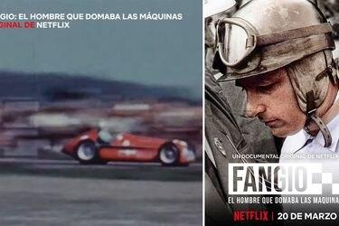Panorama cuarentena: Este viernes Netflix estrenó el documental de Juan Manuel Fangio