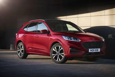 El nuevo Escape se convierte en el primer SUV híbrido de Ford en Chile