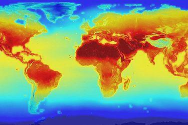 2020 fue el segundo año más caluroso de la historia