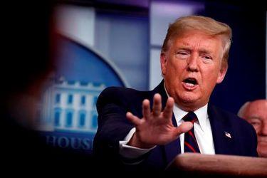 Trump anuncia que EE.UU. desplegará buques frente a Venezuela