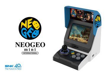 SNK confirma el lanzamiento de Neo Geo mini
