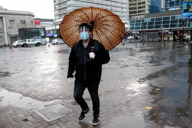 Lluvias de este fin de semana en zona central marcan término del fenómeno de La Niña: invierno en Santiago podría ser el más lluvioso de los últimos años