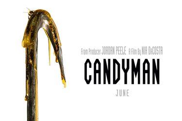Este es el primer póster de la nueva versión de Candyman