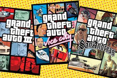 Se filtran detalles de GTA: Trilogy y contaría con cambios en los controles y mejores gráficos