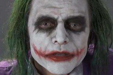 Tommy Wiseau se convierte en un meme del Joker