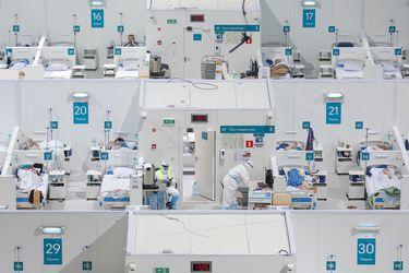 Rusia suma más de 19.000 casos diarios de coronavirus y roza los 3,8 millones de contagios
