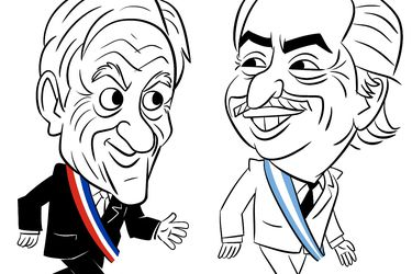Piñera y Fernández: La visita de Estado del Presidente argentino a Chile tras un inicio de gestión marcado por los roces