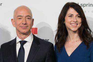 Los 35 mil millones de dólares que pagará fundador de Amazon por su ruptura matrimonial ¿Cuáles son los divorcios más caros de la historia?