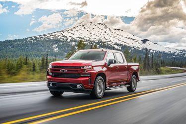 Chevrolet suma al portafolio la nueva Silverado con motor turbodiésel