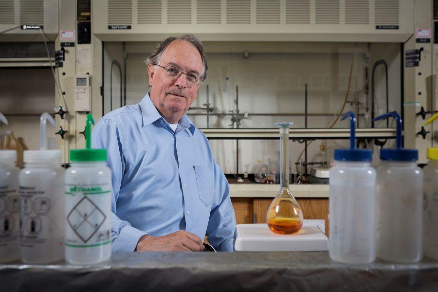 M. Stanley Whittington wins Nobel Prize in Chemistry