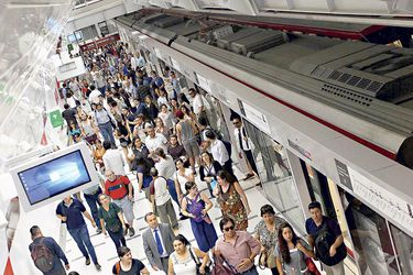 Metro extenderá su horario de funcionamiento en las Líneas 1,2 y 6 durante Fiestas Patrias