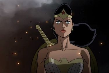 La Mujer Maravilla se enfrenta a los nazis en un nuevo clip de Justice Society: World War II