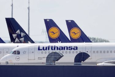 Lufthansa acepta el plan de rescate renegociado entre Alemania y la Comisión Europea